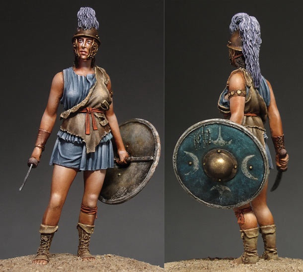 Figures: Huntress