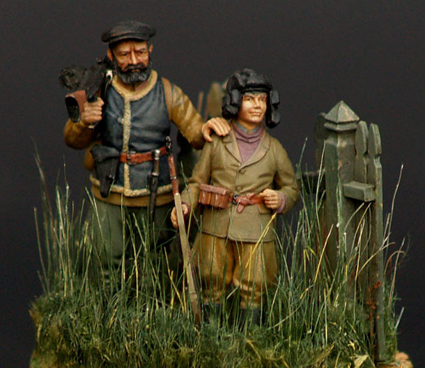 Dioramas and Vignettes: Coming back