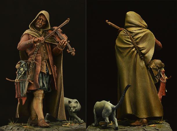 Figures: The Fiddler