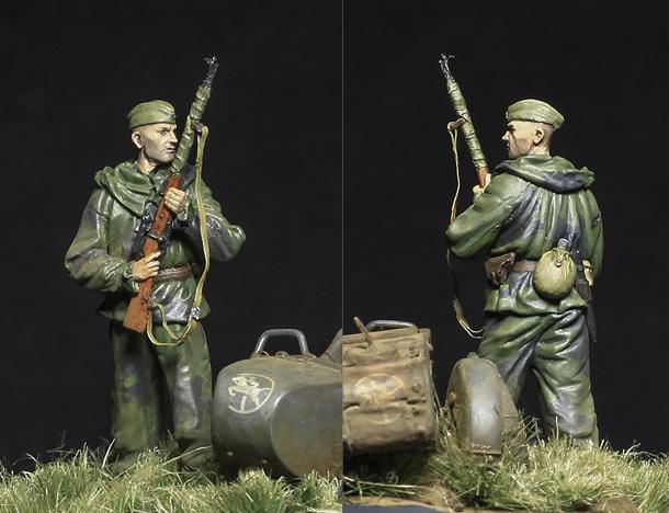 Training Grounds: Soviet sniper