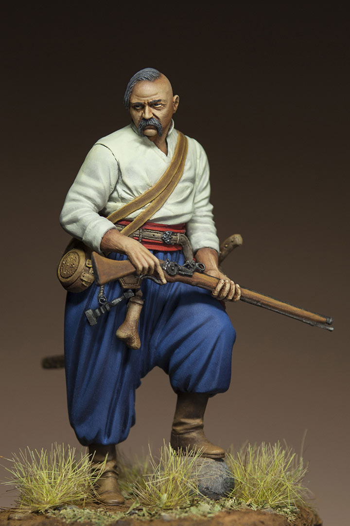 Figures: Zaporozhye cossack, photo #2