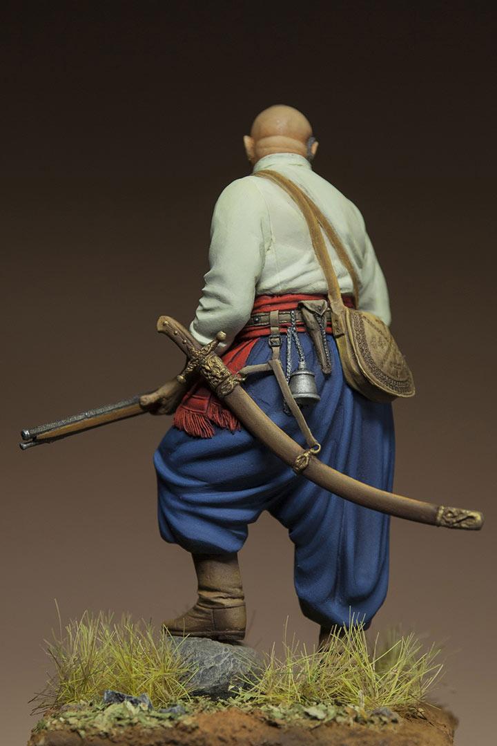 Figures: Zaporozhye cossack, photo #4