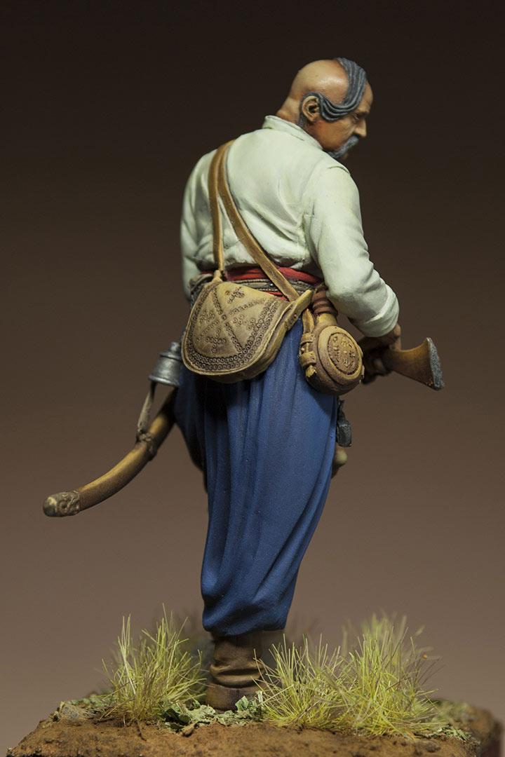 Figures: Zaporozhye cossack, photo #5