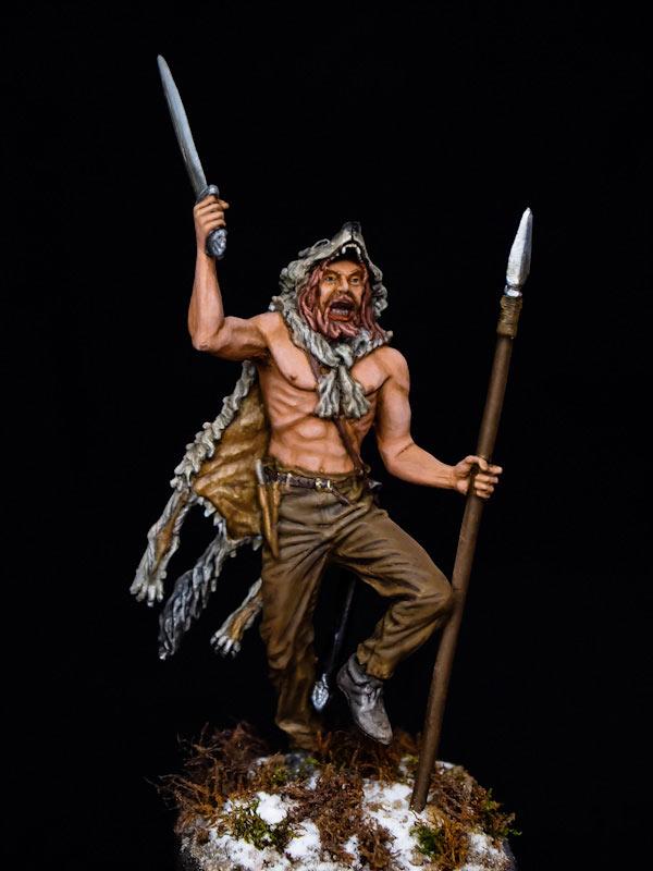 Figures: The Berserker, photo #1