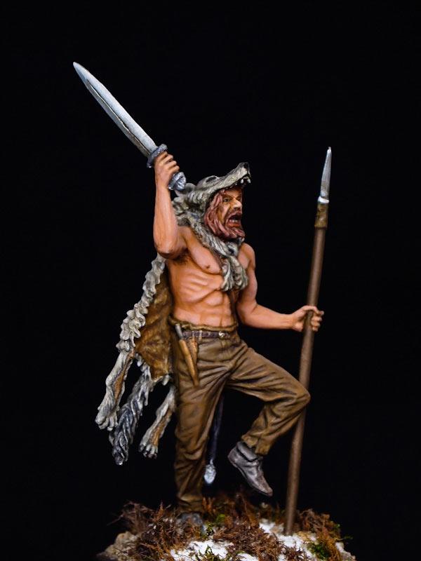 Figures: The Berserker, photo #2
