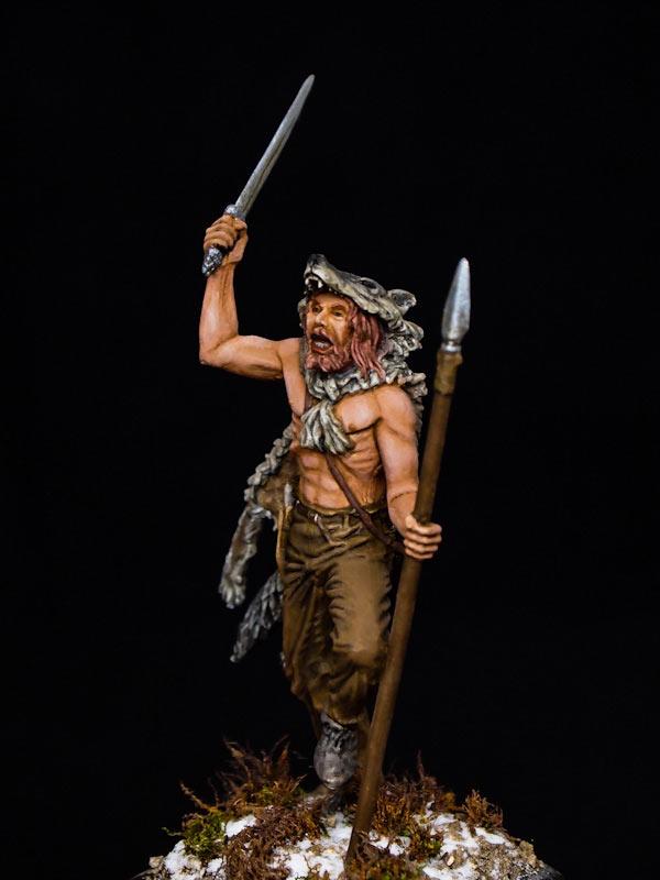 Figures: The Berserker, photo #5