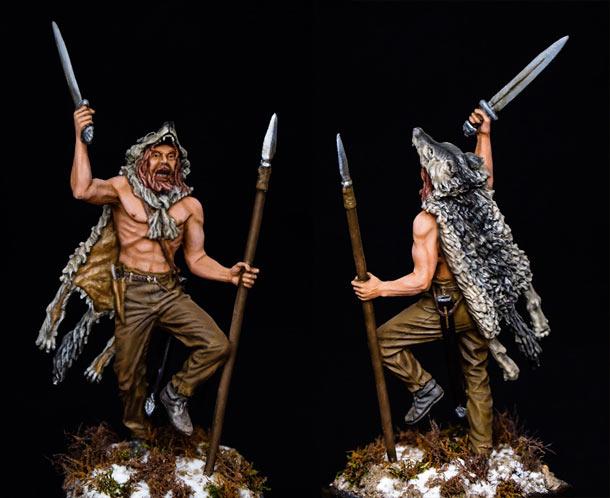 Figures: The Berserker