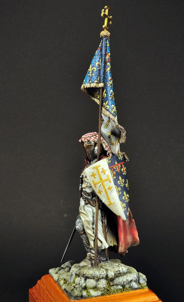 Figures: Standard bearer of Charles I of Naples, photo #4