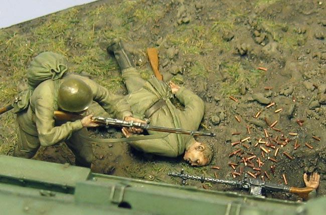 Dioramas and Vignettes: No Captives!, photo #10
