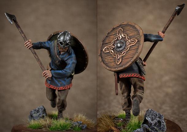 Figures: Viking Helgiheid