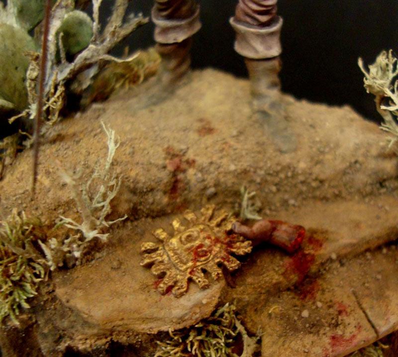 Figures: Blood Red Road to Eldorado, photo #12