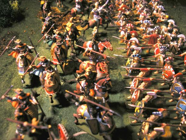 Dioramas and Vignettes: Greek-Persian Wars