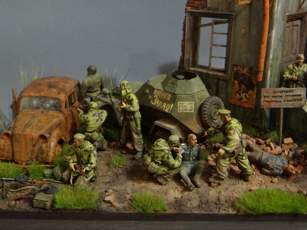 Dioramas and Vignettes: Recon raid, photo #10