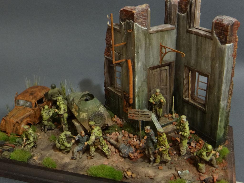 Dioramas and Vignettes: Recon raid, photo #11