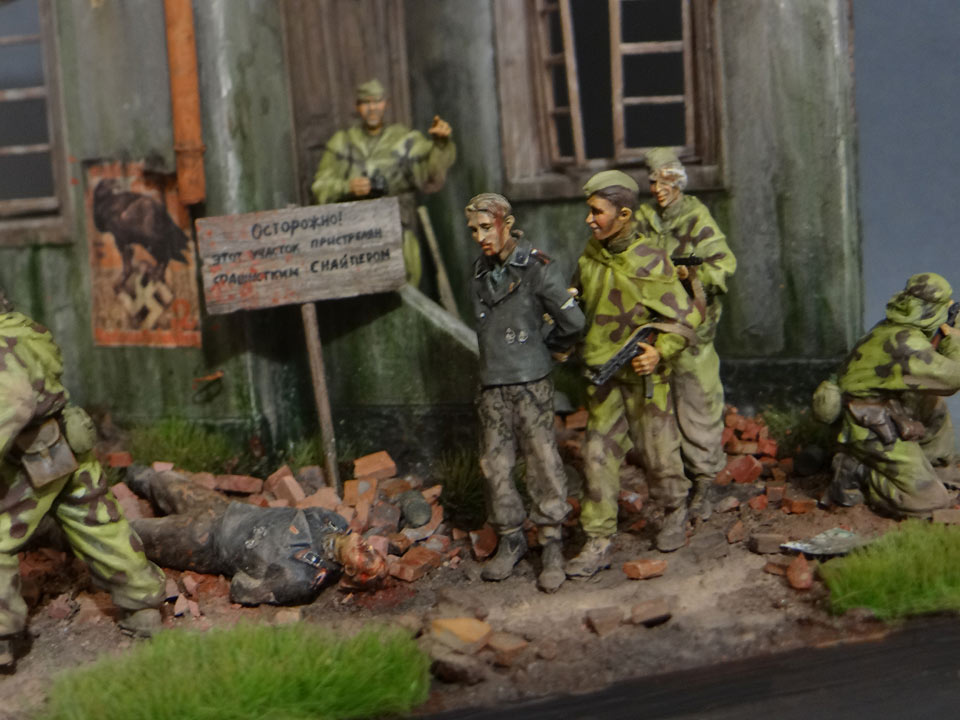 Dioramas and Vignettes: Recon raid, photo #13