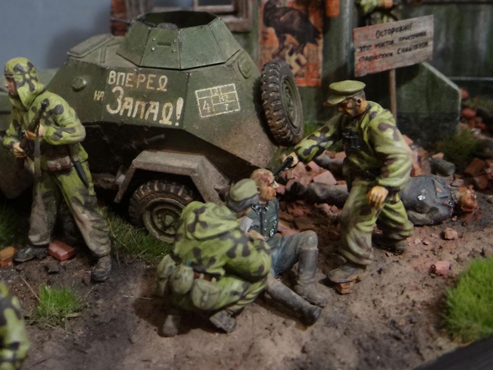 Dioramas and Vignettes: Recon raid, photo #14