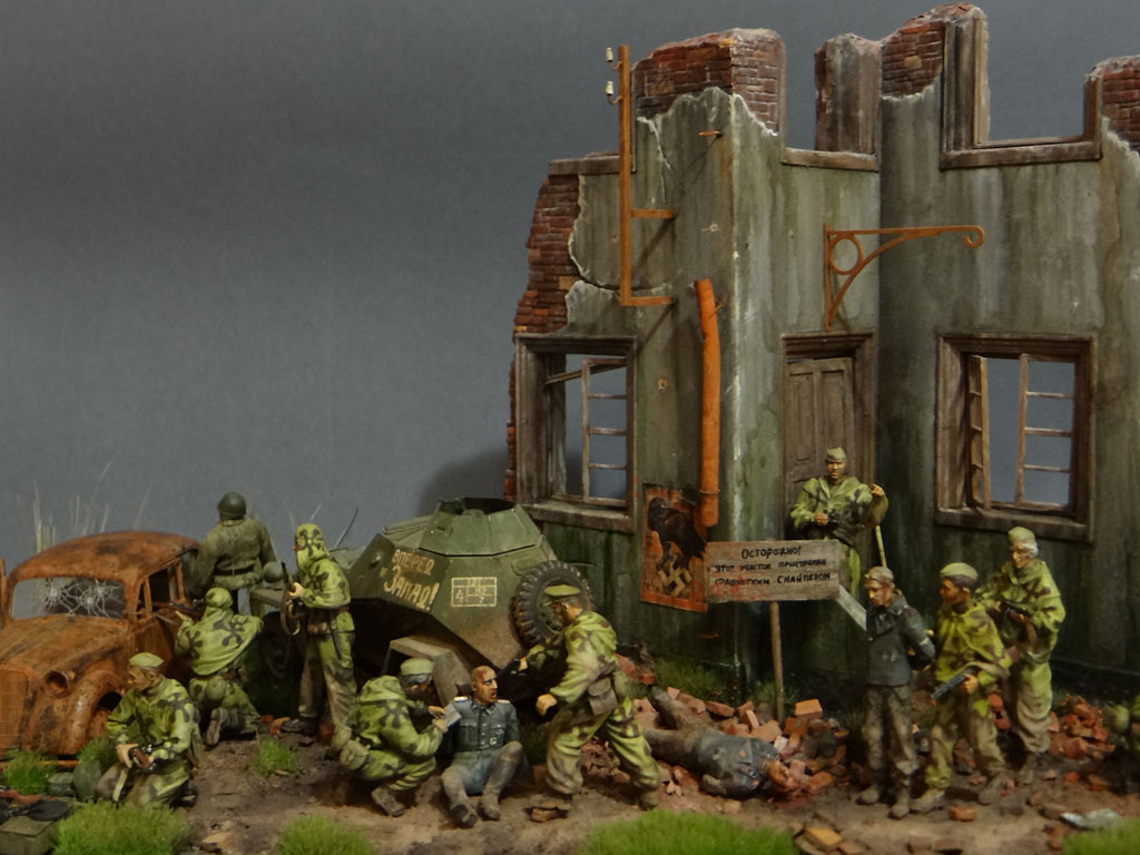 Dioramas and Vignettes: Recon raid, photo #3