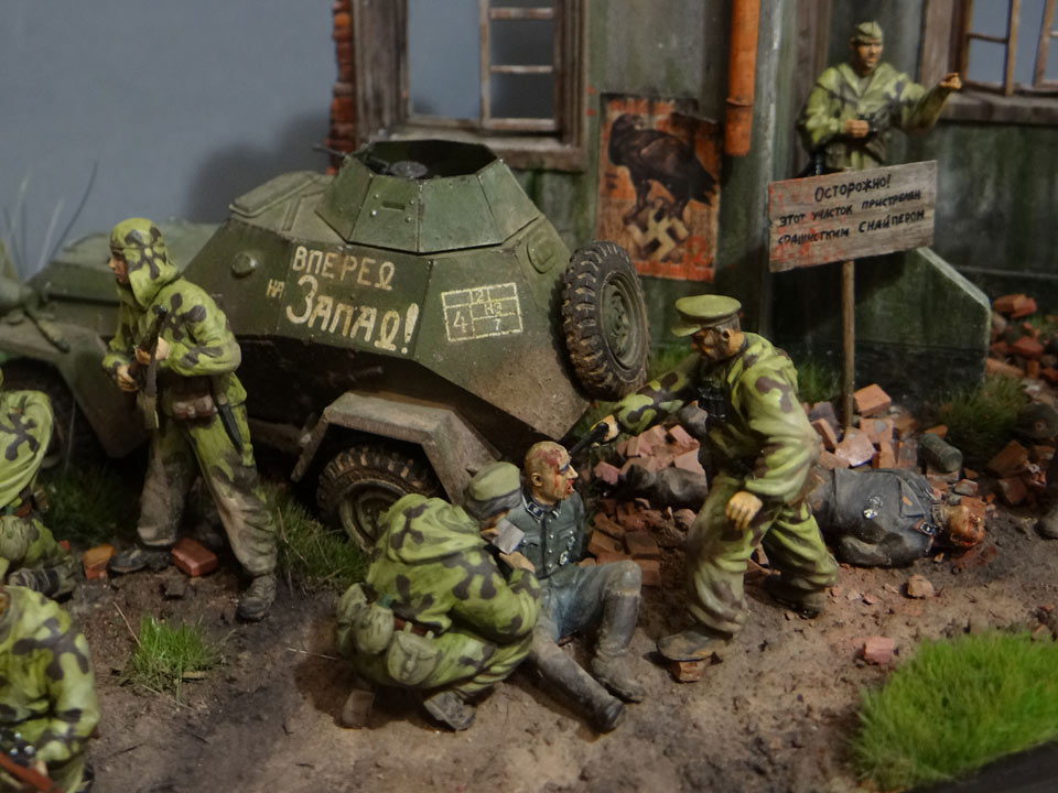 Dioramas and Vignettes: Recon raid, photo #9