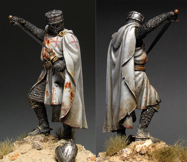 Figures: The Crusader