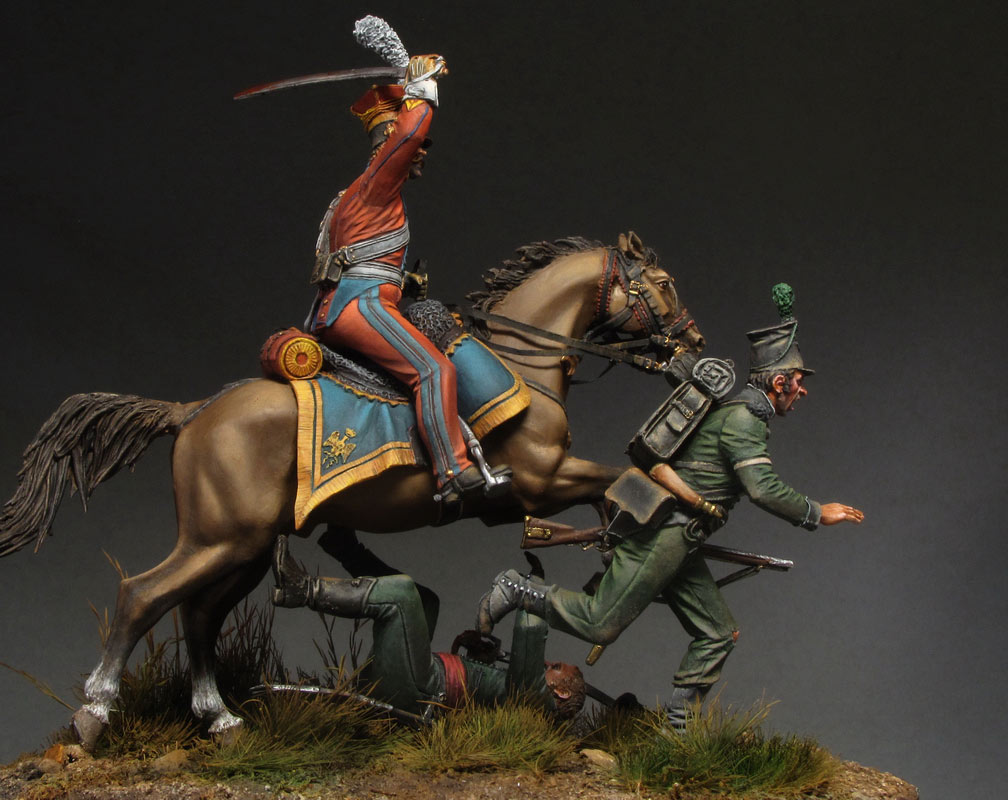 Dioramas and Vignettes: Hunting for the Grasshopers, photo #13