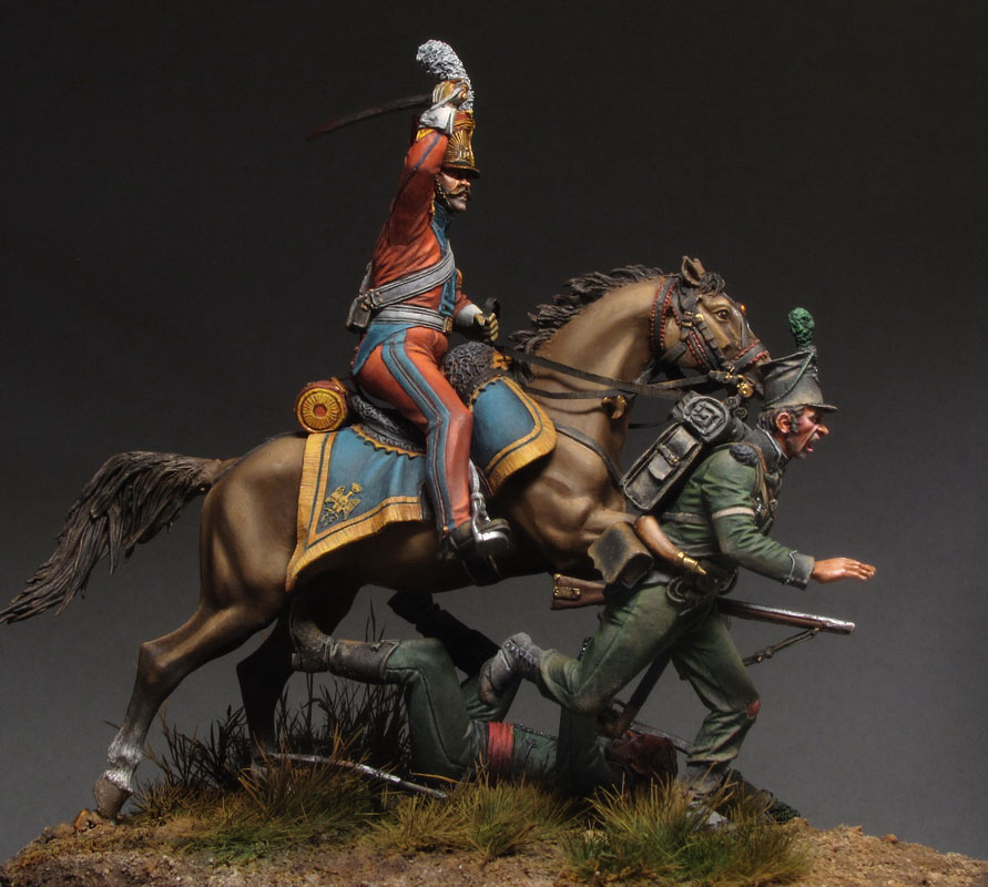 Dioramas and Vignettes: Hunting for the Grasshopers, photo #14