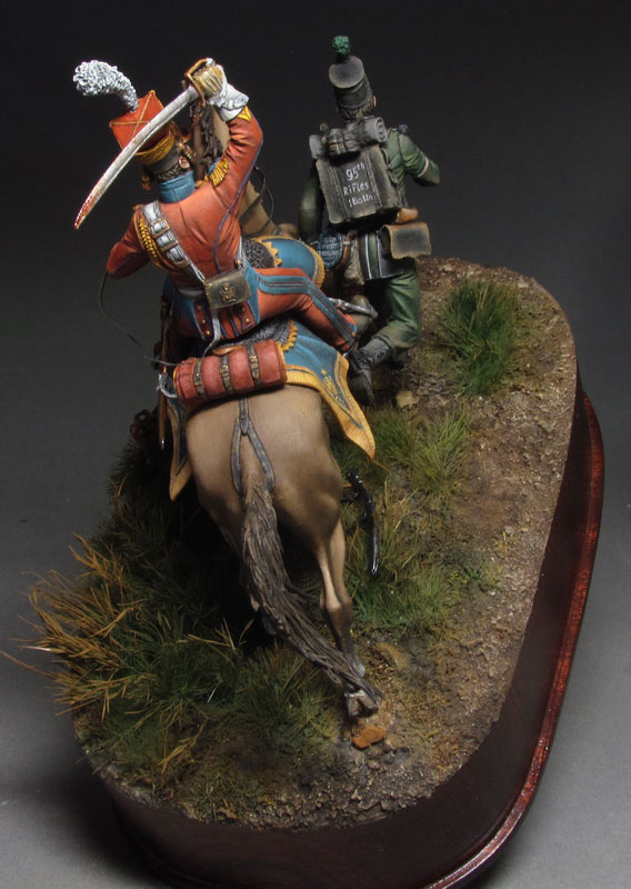 Dioramas and Vignettes: Hunting for the Grasshopers, photo #19