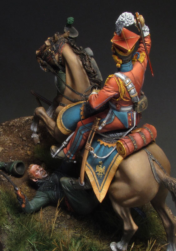 Dioramas and Vignettes: Hunting for the Grasshopers, photo #21