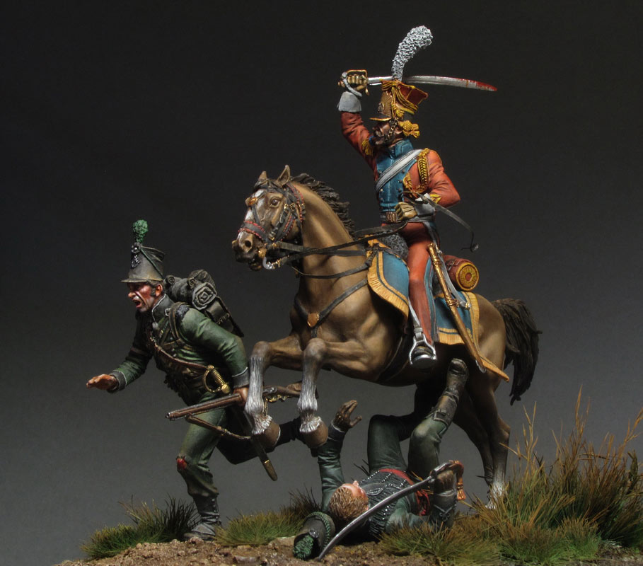 Dioramas and Vignettes: Hunting for the Grasshopers, photo #6