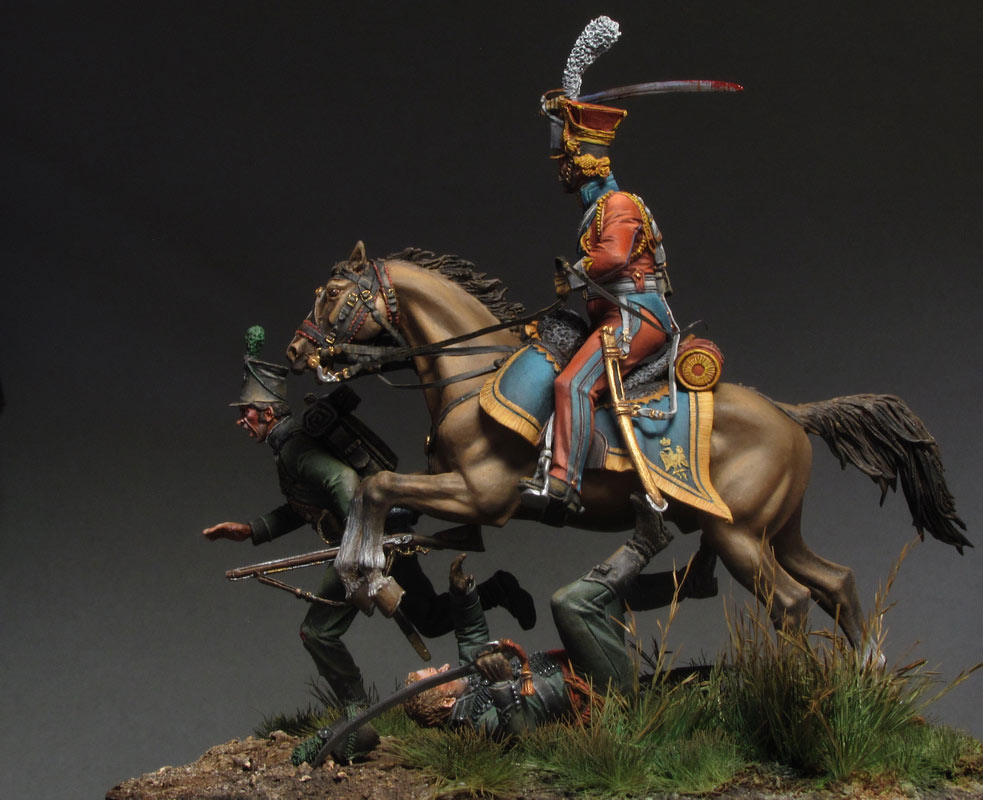 Dioramas and Vignettes: Hunting for the Grasshopers, photo #7