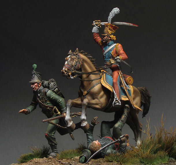 Dioramas and Vignettes: Hunting for the Grasshopers