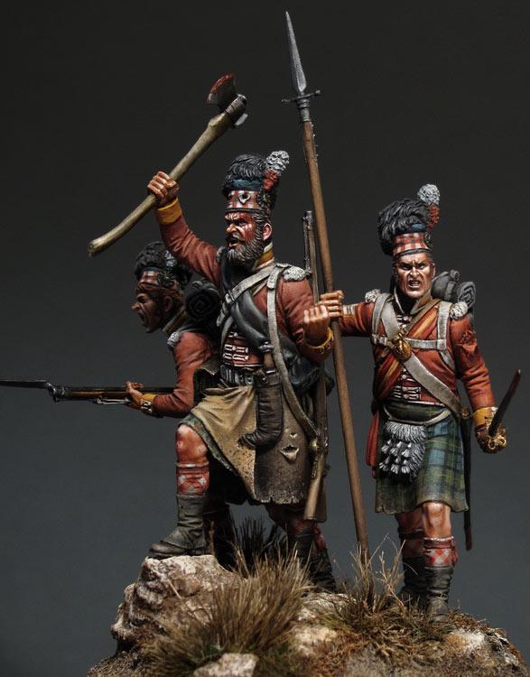 Dioramas and Vignettes: Scottish Fury, photo #2