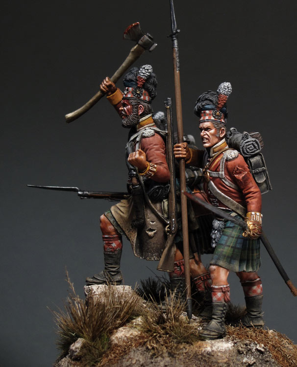 Dioramas and Vignettes: Scottish Fury, photo #3