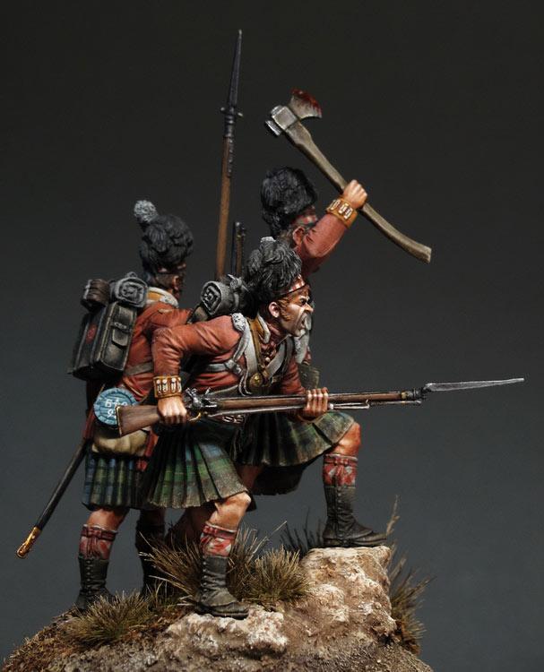 Dioramas and Vignettes: Scottish Fury, photo #5