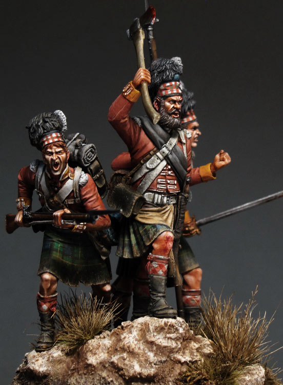 Dioramas and Vignettes: Scottish Fury, photo #7