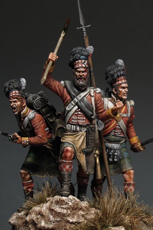 Dioramas and Vignettes: Scottish Fury, photo #8