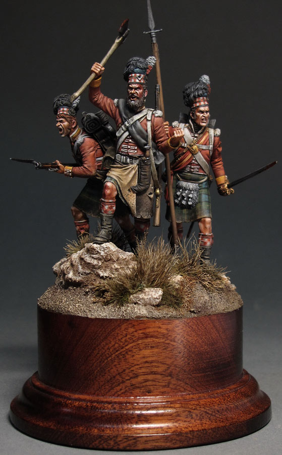 Dioramas and Vignettes: Scottish Fury, photo #9