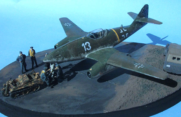 Training Grounds: The German Fighter