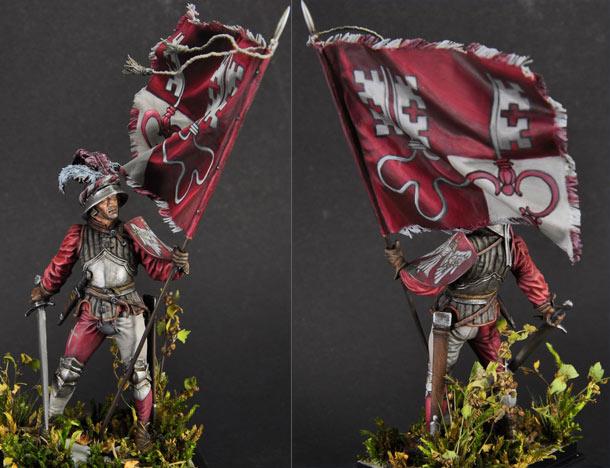 Figures: Defender of Unterwalden