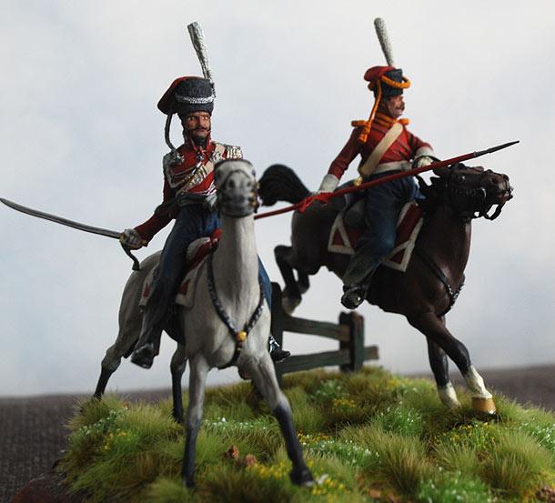 Figures: Leib Guards Cossacks regiment