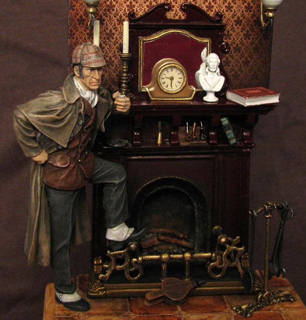 Dioramas and Vignettes: Sherlock Holmes