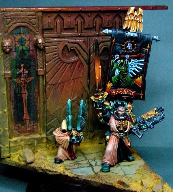 Photo 2 - Azrael, Supreme Grossmeister of the Dark Angels