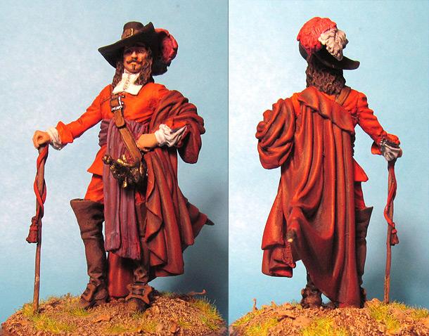 Figures: Captain Alonso