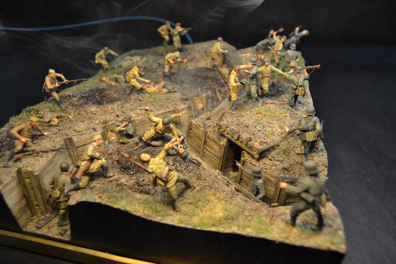Dioramas and Vignettes: Penal battalion. The Breakthrough, photo #10