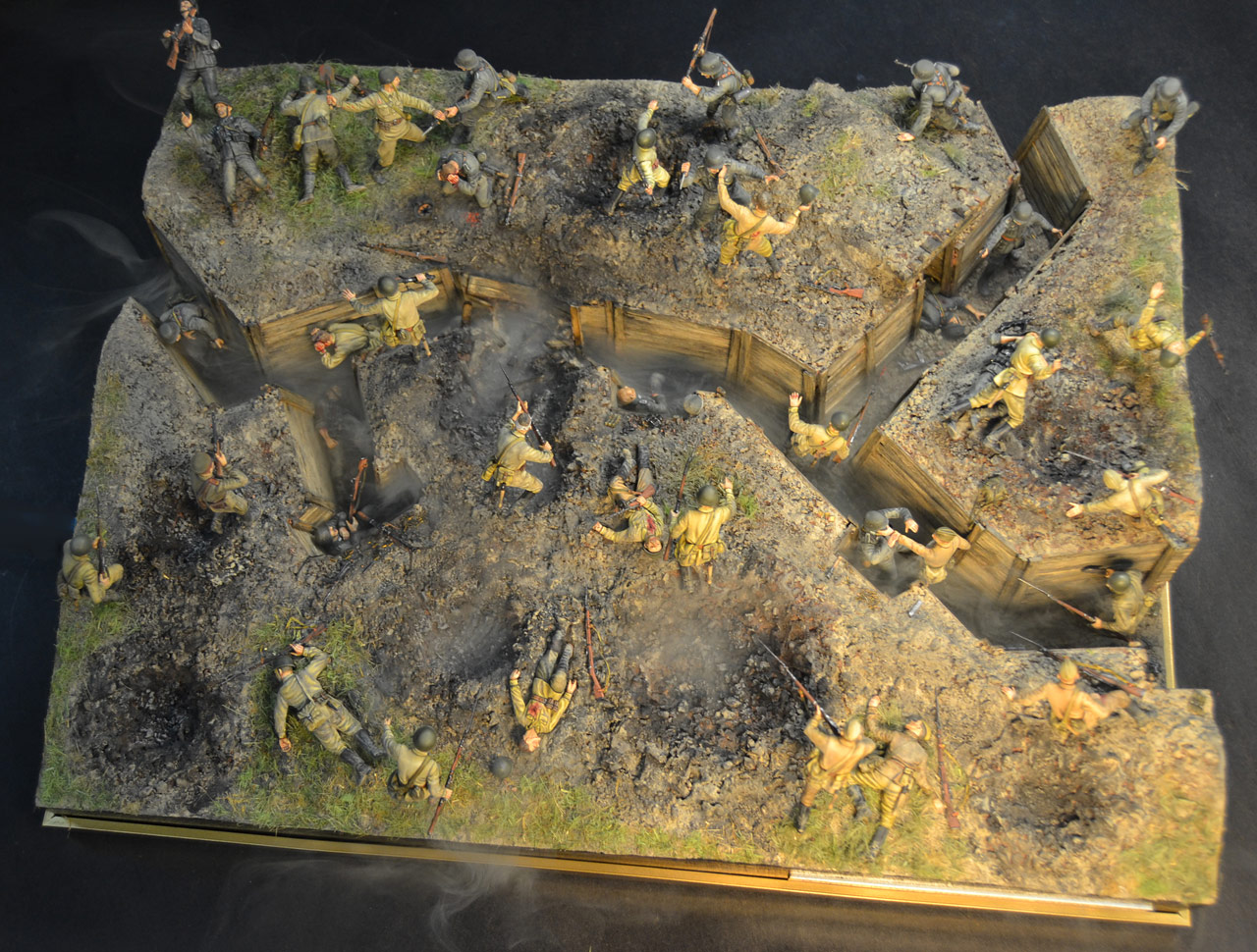 Dioramas and Vignettes: Penal battalion. The Breakthrough, photo #12