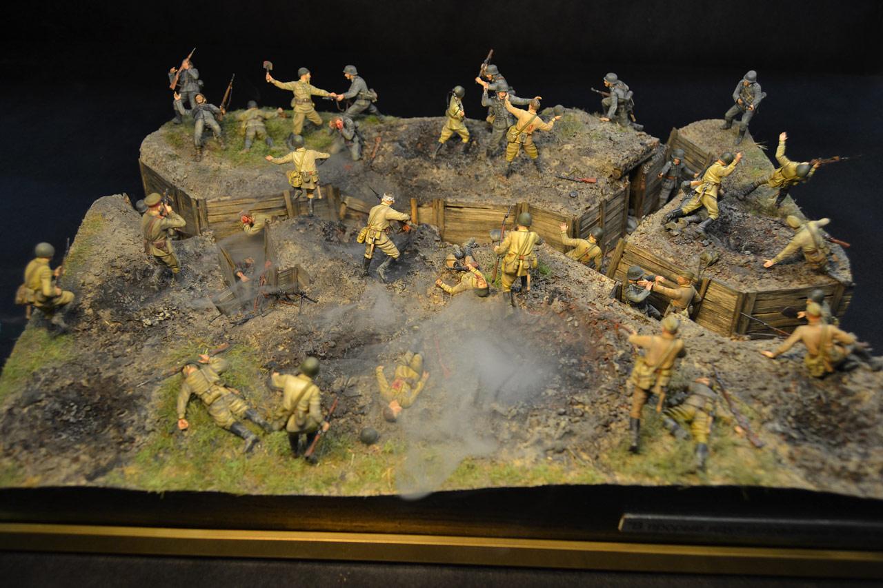 Dioramas and Vignettes: Penal battalion. The Breakthrough, photo #13
