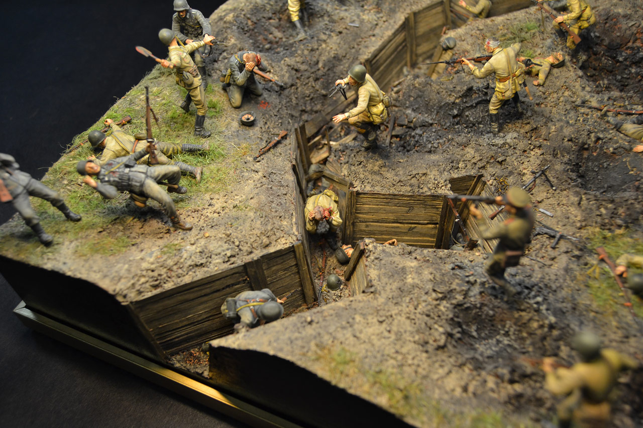 Dioramas and Vignettes: Penal battalion. The Breakthrough, photo #14