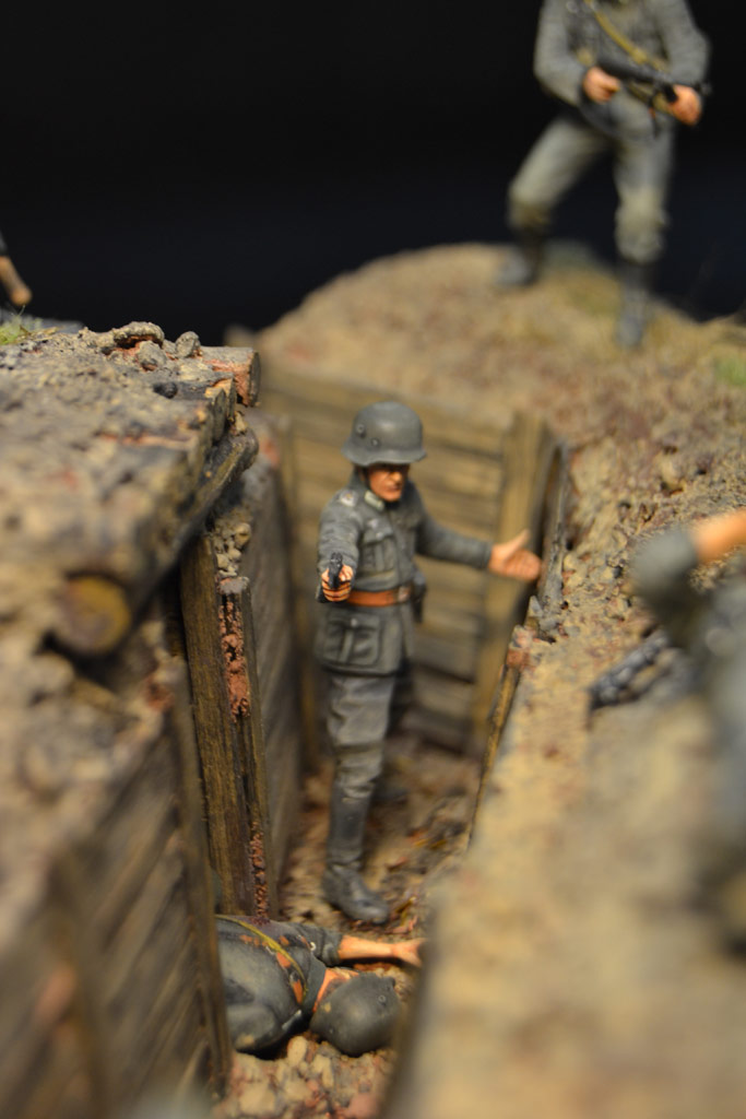 Dioramas and Vignettes: Penal battalion. The Breakthrough, photo #24