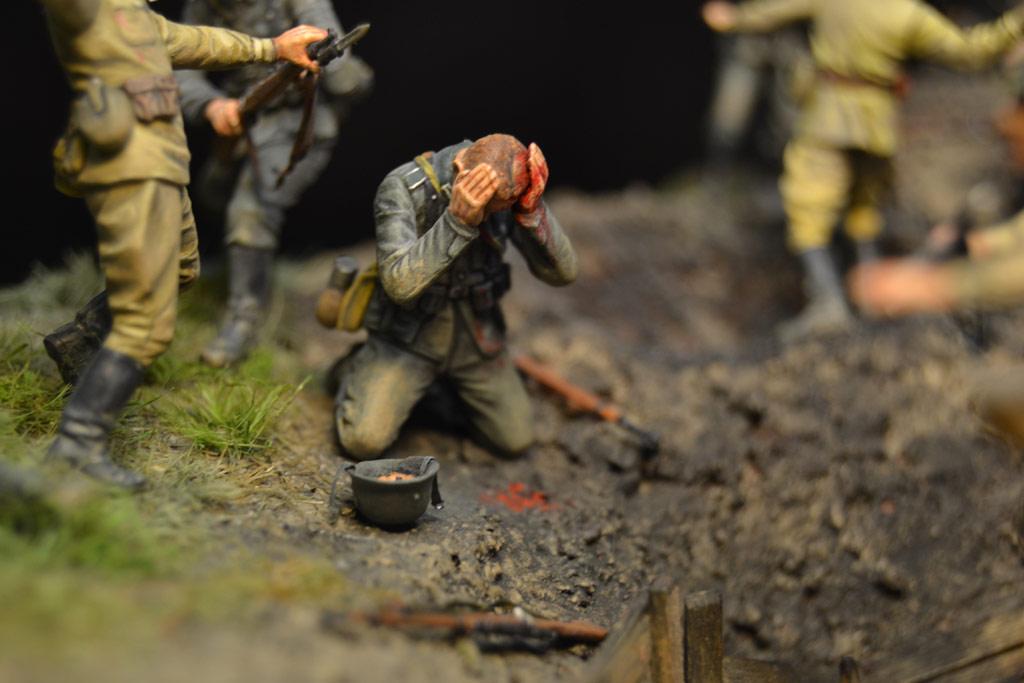 Dioramas and Vignettes: Penal battalion. The Breakthrough, photo #26
