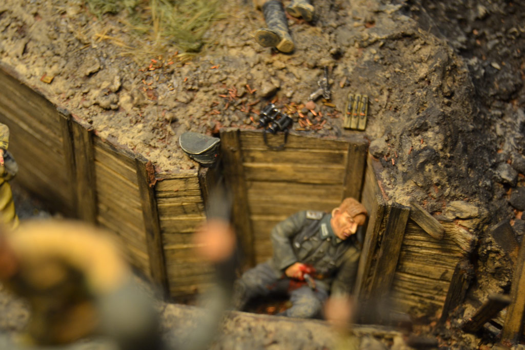 Dioramas and Vignettes: Penal battalion. The Breakthrough, photo #27