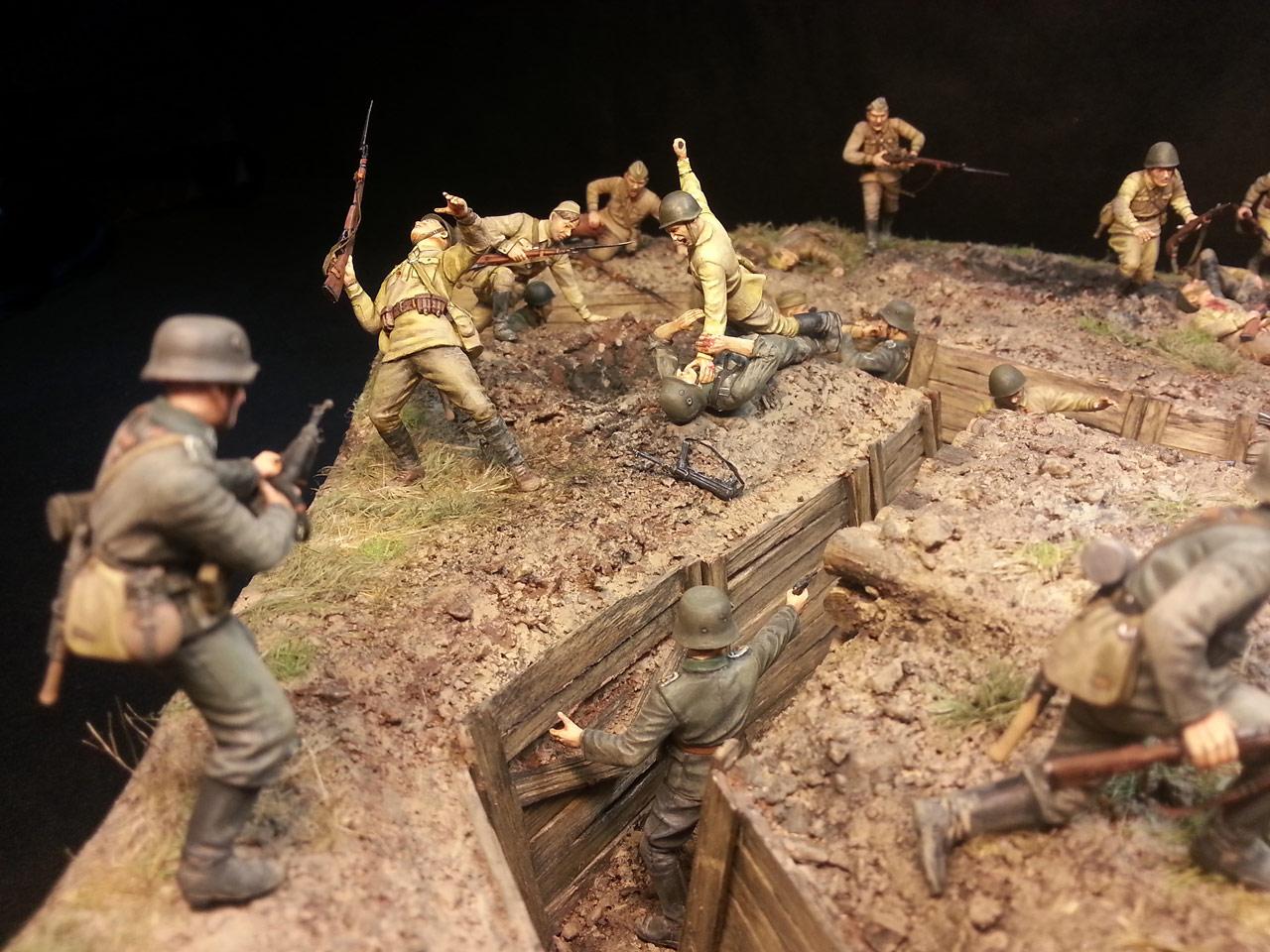 Dioramas and Vignettes: Penal battalion. The Breakthrough, photo #3